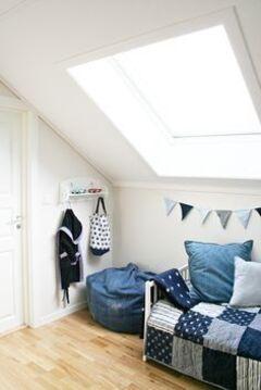 Idée déco : De la luminosité dans une chambre