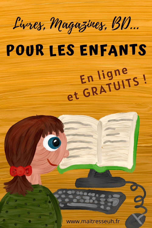 Mini Livre à Imprimer Gratuit : livre, imprimer, gratuit, Trouver, Livres, Enfants, Ligne, Gratuits, Maitresseuh