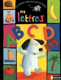 A la découverte des lettres