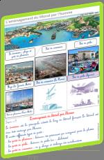 La France : son littoral (séquence 3)