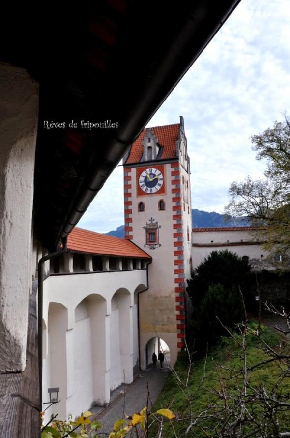 Un weekend en famille à Neuschwanstein