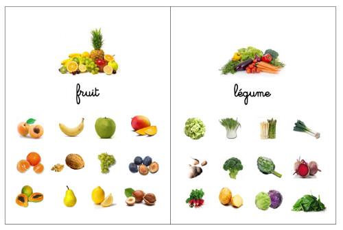 fruits et légumes - Co'errance