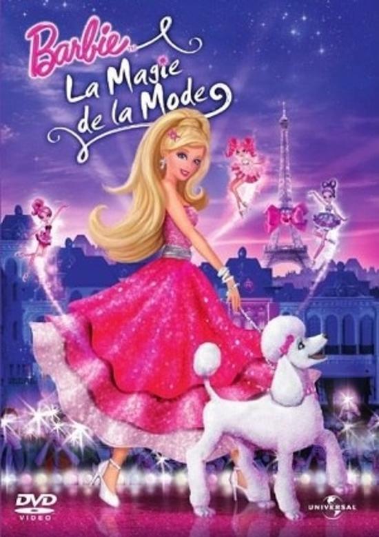 Barbie Et La Magie De La Mode : barbie, magie, Barbie, Magie, Musique, Animée
