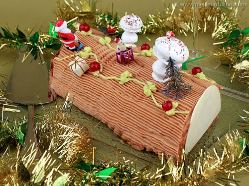 Buche de Noël