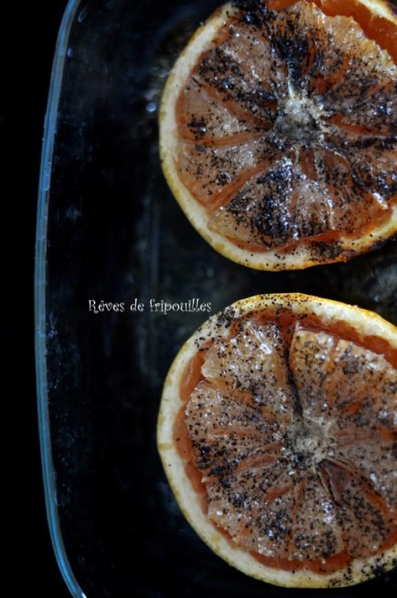 Ma recette de pamplemousse rôtis à la vanille - un délice