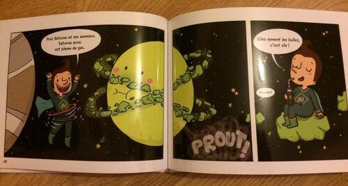 Chut les enfants lisent : Les découvertes de Super Mi