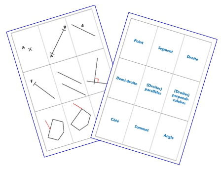 Carte Au Tresor Geometrie.Geometrie Segpachouette