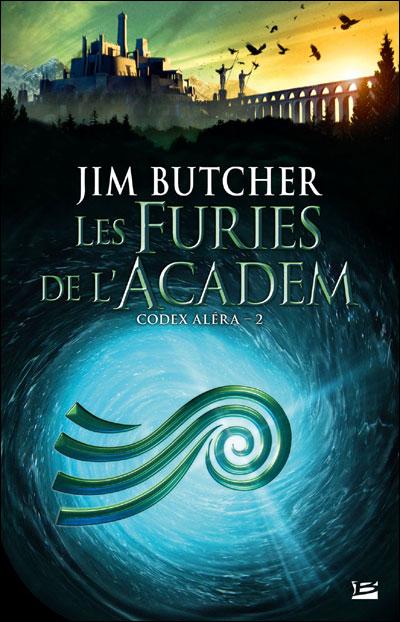 Codex Aléra, T2 Les Furies de l'Academ – Jim Butcher