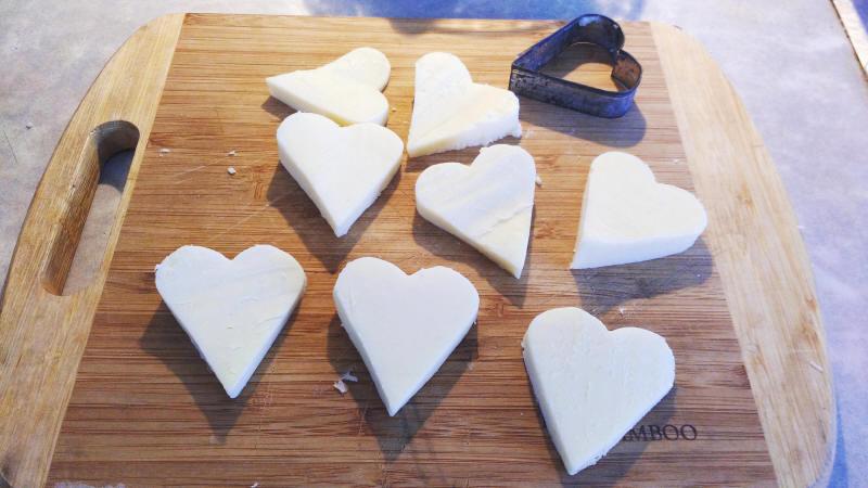 LOVE is in the Maison des Enfants