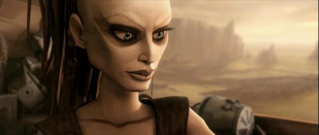The Clone Wars saison 2 VS le Bechdel test