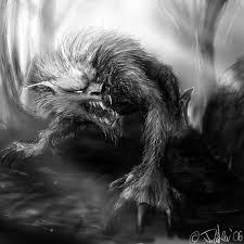 Le Loup-garou - La Double blessure