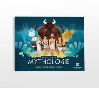 coffret mythologie
