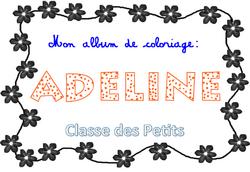 Cahiers de coloriages PS