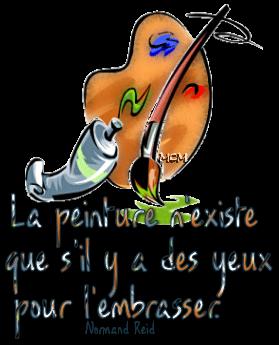 Belles Citations Sur La Peinture : belles, citations, peinture, Carte, Citation, Peinture, MCreations