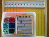 La table hiérarchique (nombres décimaux)