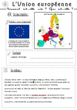 G6 L'union européenne