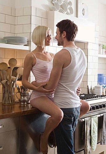 Faire l'amour avec la femme dans la cuisine - XVIDEOS.COM