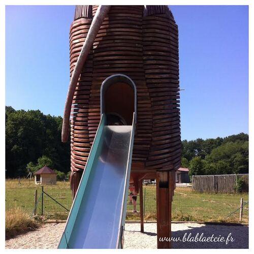 Une journée bien remplie à Diverti'parc en famille