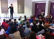 Lecture jeune public - Cie Peanuts - Peyrolles
