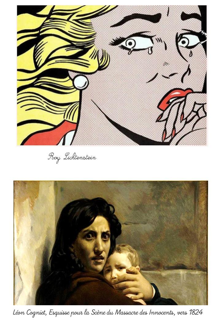Les émotions Dans L Art : émotions, L'art, Lamaterdeflo
