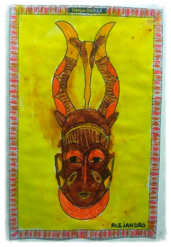 masque argile jaune