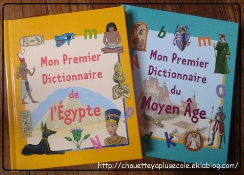 Dictionnaire d'histoire
