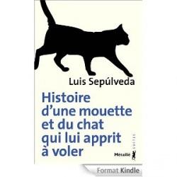 Histoire d'une mouette et d'un chat qui lui appris à voler