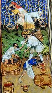 La Nourriture Au Moyen Age : nourriture, moyen, Alimentation, Paysans, Moyen, Jours