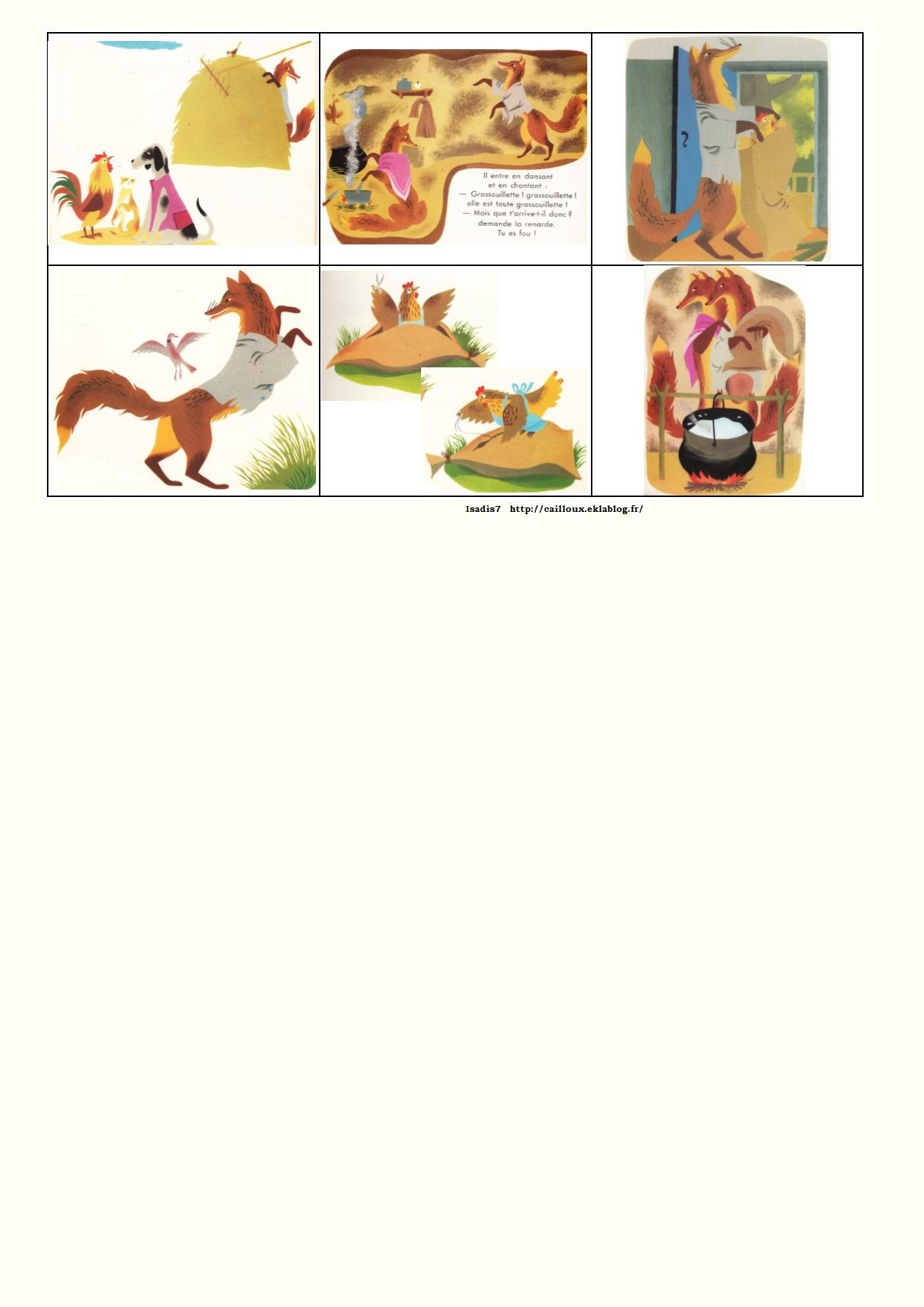 La Petite Poule Rousse Images Séquentielles : petite, poule, rousse, images, séquentielles, Images, Séquentielles, Poule, Rousse, Maternelle, D'Isadis7