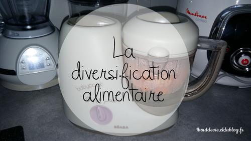 Diversification alimentaire, vous avez dit ?