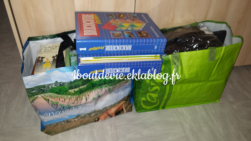 Recycler ses livres