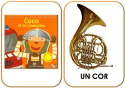 Coco et les pompiers