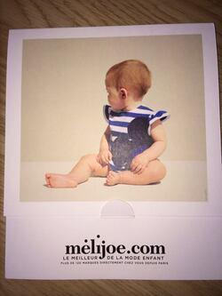 Tiniloo Megabox baby juillet 2014