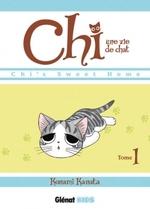 • Chi, une vie de chat (T. 1) de Konami Kanata