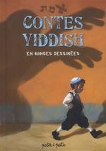 • Contes yiddish en bandes dessinées de Thierry Lamy