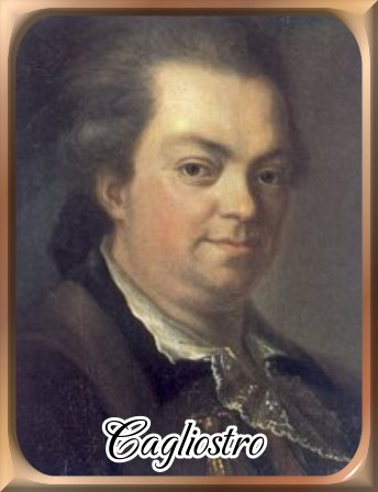 Le Comte de Cagliostro