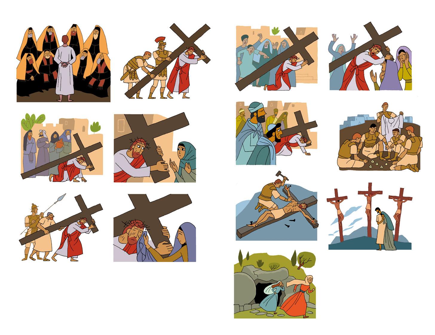 Résultats de recherche d'images pour «chemin de la croix.»