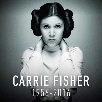 Princesse Carrie a rejoint la Force