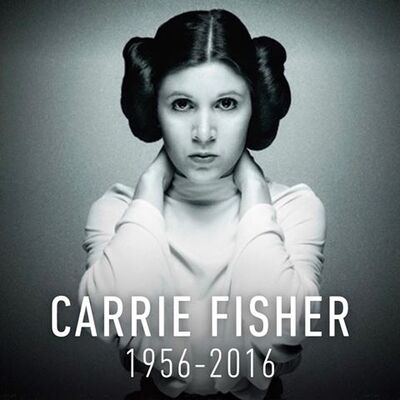 Princesse Carrie a rejoint la Force