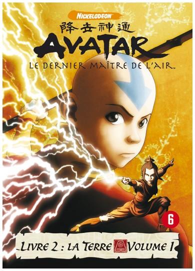 Le Maitre De L'air 2 : maitre, l'air, Avatar, Dernier, Maître, L'air, Livre, Tioucy