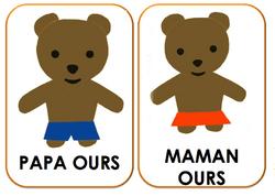 Les Trois Ours Exploitation Maternelle Le Jardin D Alysse