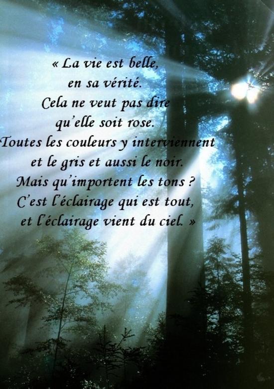 La Vie Est Belle Citation : belle, citation, Citations, Images, Belle, Monde, Philo, Poésie