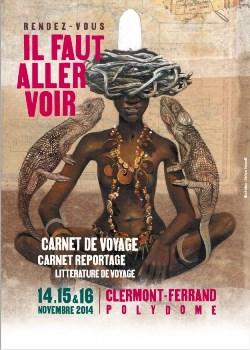 Rendez-vous Carnet de Voyage 2014