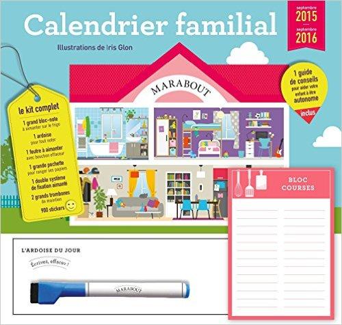 Mon organiseur familial 2015/2016