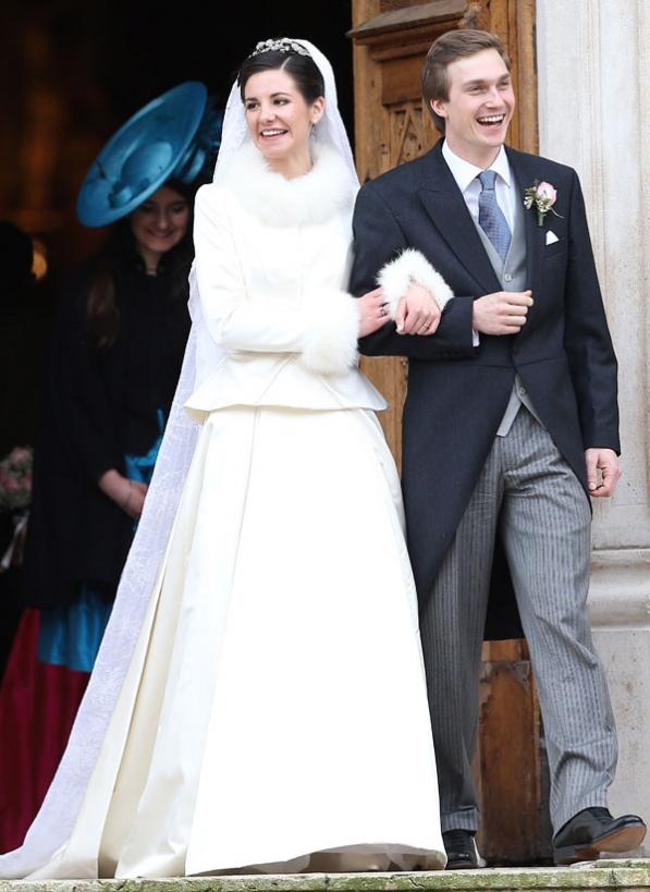 Mariage de Christophe et Adélaïde