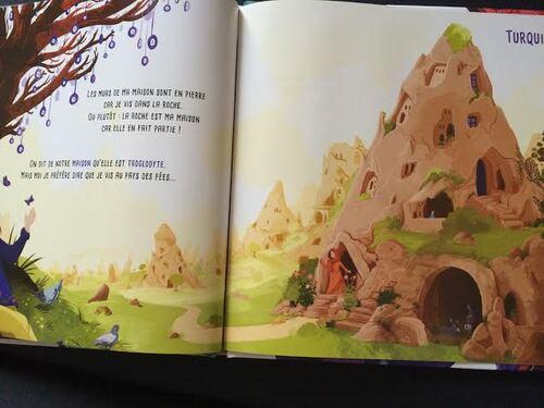 Chut les enfants lisent : Ces maisons du Monde