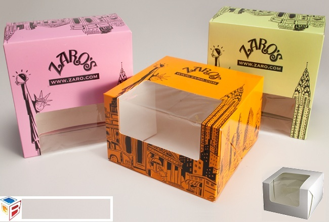 Why Cake And Bakery Boxes Are Highly Needed Custom Box Packaging