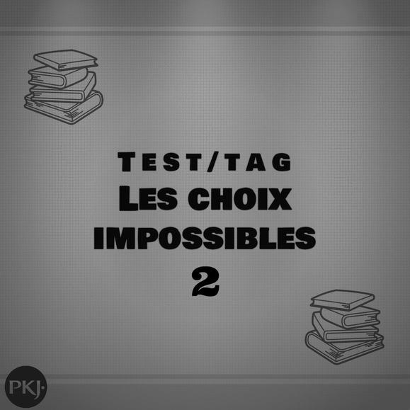 Tag impossible, 2ème édition