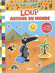 Le Tour Du Monde De Loup : monde, Monde, Loup:, Coraliecaramel