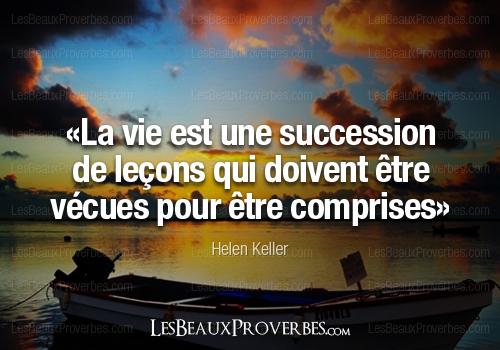 Image result for leçon de vie